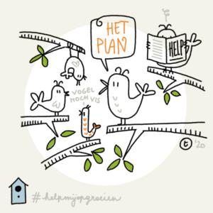 Merel met een plan
